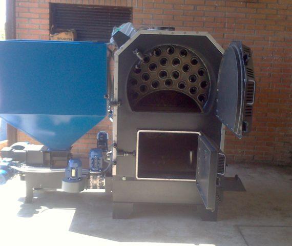 Son calderas robustas y especiales para funcionar con diferentes combustibles