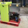 Caldera de biomasa policombustibles ITB con tolva