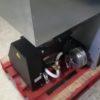 tolva caldera de Biomasa ITB 30 EF con tolva