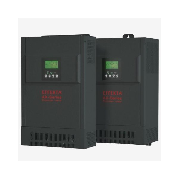 Inversor, cargador y regulador solar MPPT Effekta AX-M1 5000