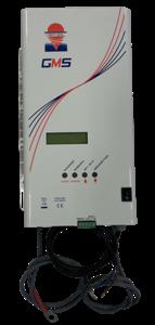 Cargador de baterías Irepsol para apoyo con generador de instalación solar fotovoltaica