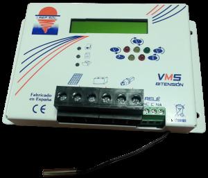 Regulador Irepsol solar de alta calidad fabricado en España