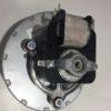 Ventilador tangencial original de aire de estufas de pellet Elisir y Elisir Crystal de Extraflame