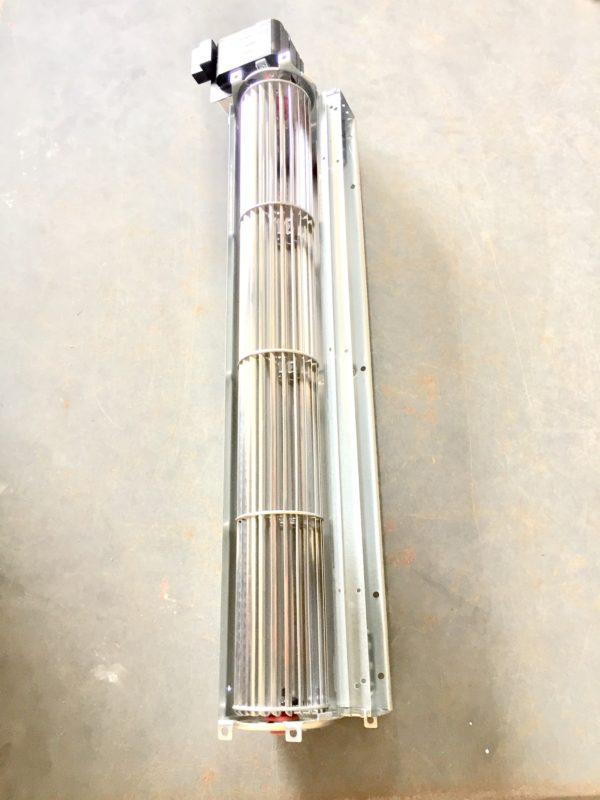 Ventilador del aire caliente para insertos de pellet de la marca italiana Extraflame