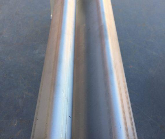 Deflector de acero suprior de la llama de calderas LP15 y LP20 de Extraflame