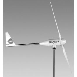 Imagen de aerogenerador Bornay Wind 25.2+