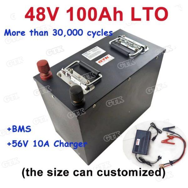 La mejor batería solar con más ciclos de descarga y larga vida útil especial instalación solar fotovoltaica