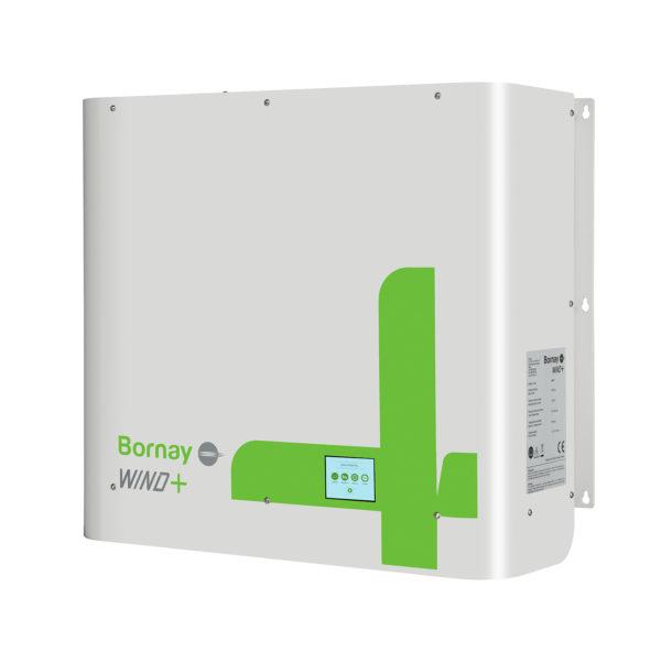 Regulador de aerogenerador Bornay Wind 25+