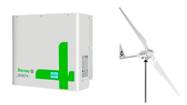Regulador Bornay para aerogenerador Wind 13+