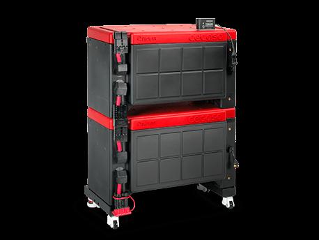 Batería de lítio Cegasa ebick Ultra 100 48360F