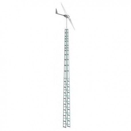 Torre para generador Bornay de 13 metros de altura