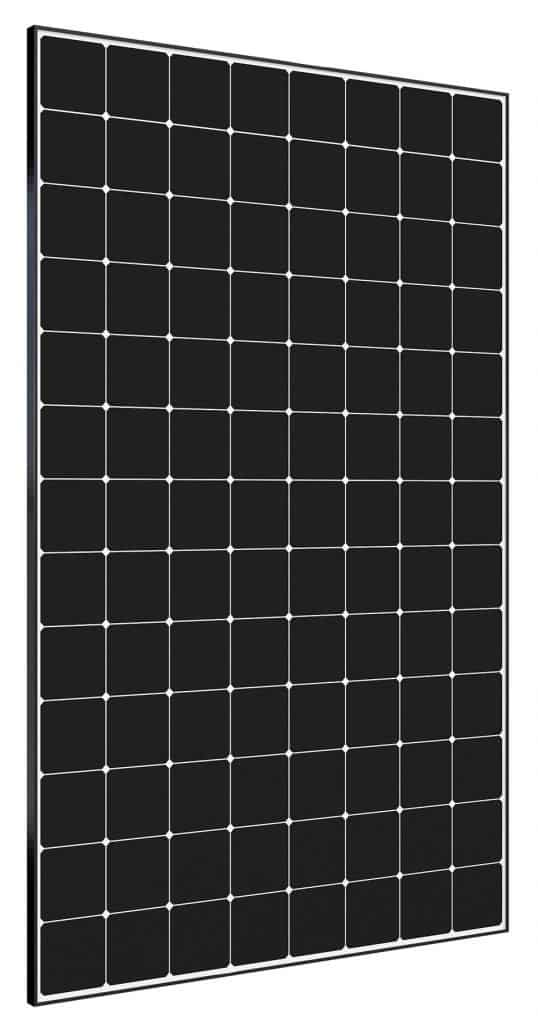 Panel fotovoltaico monocristalino de alta eficiencia Sunpower SPR P19 COM 405W