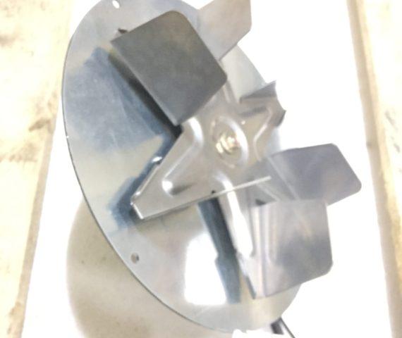 Motor de extracción de humos para caldera de pellet Extraflame HP 15 Evo y HP 30 Evo