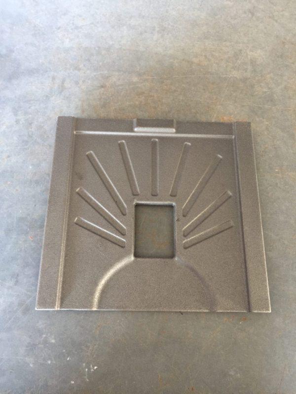 Piezas de fundición de hierro de repuesto para estufas de pellet La Nórdica Extraflame