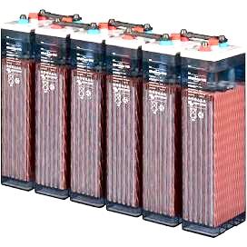 Batería solar estacionaría 12V de venta y en stock