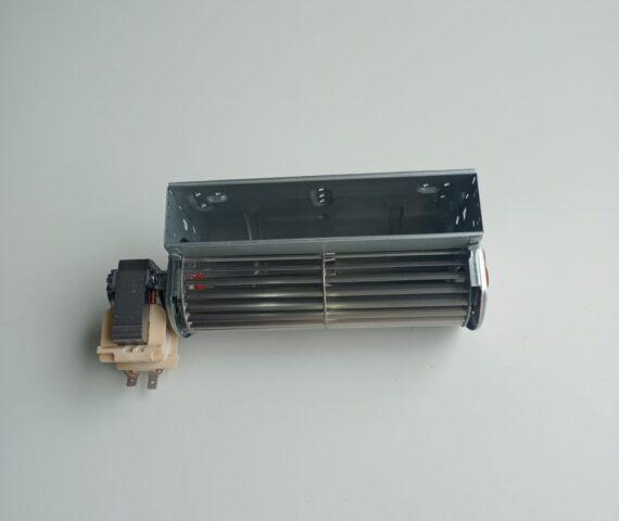 Vista frontal de ventilador La Nórdica