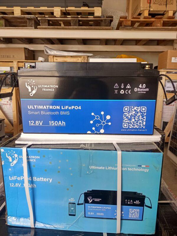 Batería de litio solar en oferta
